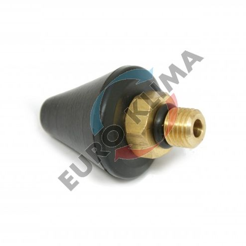 FLUSHING ADAPTER CONE 24MM